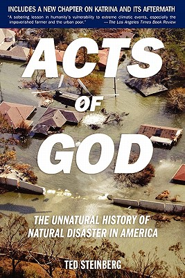 Acts of God By Steinberg, Ted
