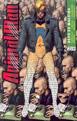 Animal Man By Morrison, Grant/ Truog, Chas (CON)/ Culins, Paris (CON)/ Hazlewood, Doug (CON)/ Farmer, Mark (CON)/ Montano, Steve (CON)/ Costanza, John (CON)